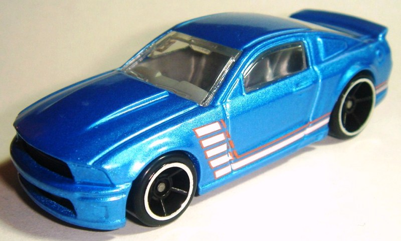 07 Ford Mustang Hot Wheels Wiki