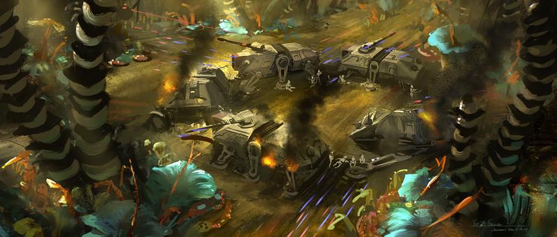 First Battle Of Felucia