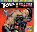X-Men vs. Agents of Atlas Vol 1 1