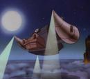 Taurus Bulba's airship