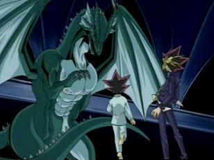 Timaeus in his dragon form  Yugioh Timaeus Knight