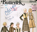 Butterick 5949 A