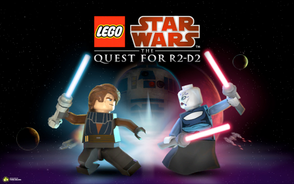 LEGO Star Wars: The Quest for R2-D2 - Wookieepedia, the Star Wars Wiki