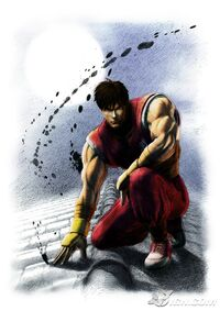 Guy - Super Street Fighter IV