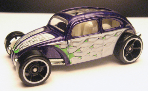 Hot Wheels Volkswagen Beetle