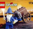 1736 Wizard's Cart