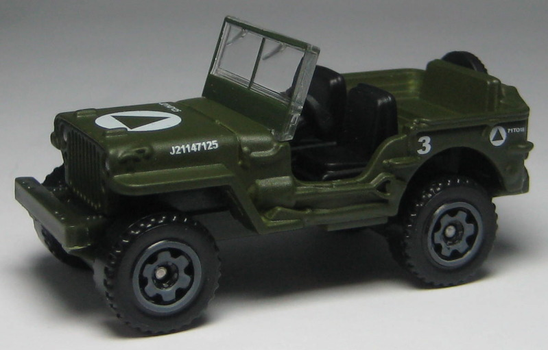 Jeep Willys Matchbox Cars Wiki