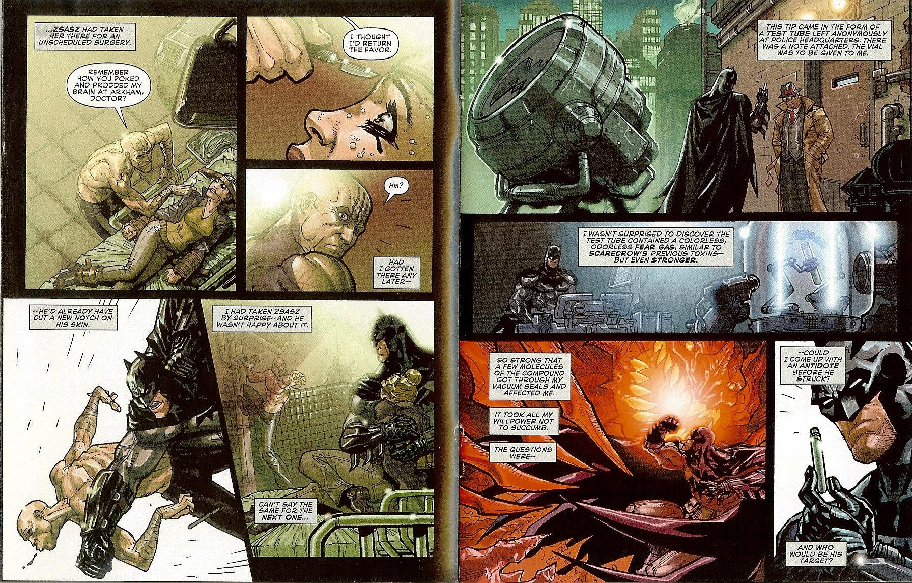 how to kill victor szaza batman arkham asylum