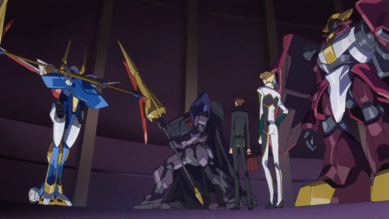 knights of the round episode code geass wiki your
