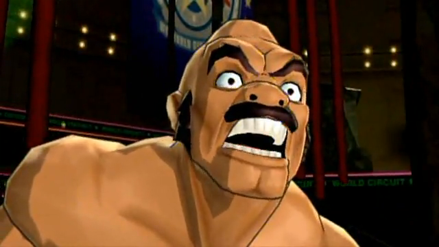 Image bald bull is the punch out wiki for What is a punch out list