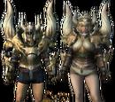Diablos Armor (Blade)(MH3)