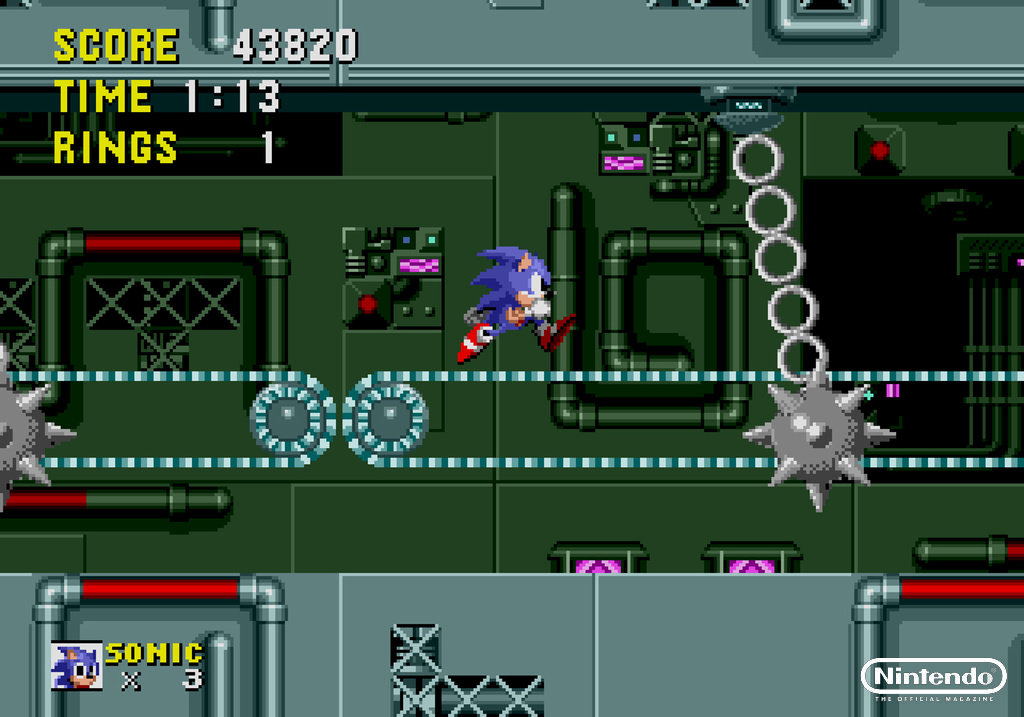 Metal Sonic Theme 16 Bit Remix – Desenhos Para Colorir