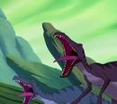 Fast Biters (Invasion of the Tinysauruses)