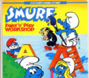 Smurf Paint & Play Workshop
