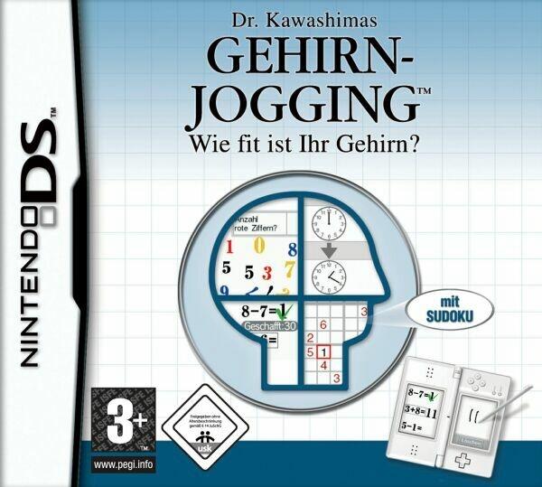 Dr Kawashimas Gehirn Jogging Nintendo Wiki Das Wiki Rund Um Nintendo Und Deren Konsolen Und