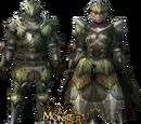 Rathian Armor (Blade)(MH3)