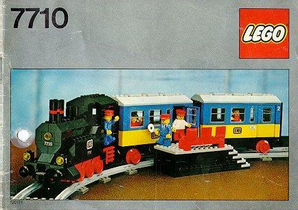 7710 Push Along Passenger Steam Train Brickipedia The