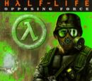 Half-Life: Opposing Force storyline