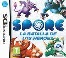 Spore: La Batalla de los Héroes