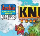 Archie Knuckles the Echidna Issue 11
