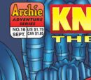 Archie Knuckles the Echidna Issue 16