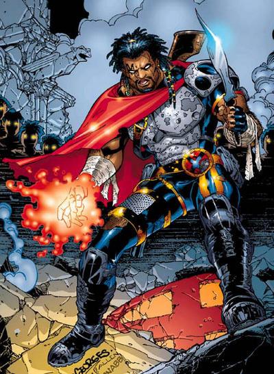 Bishop - X-Men Wiki - Wolverine, Marvel Comics, Origins