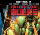 Fall of the Hulks: Red Hulk Vol 1 1