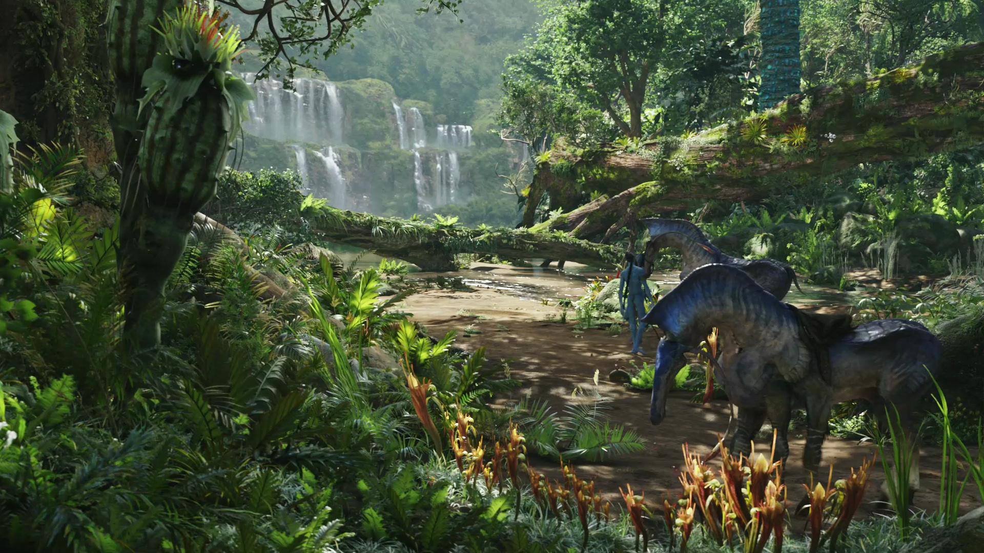 Pandora - James Cameron's Avatar Wiki - Sam Worthington ...