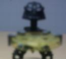 6996 Black Piraka - Reidak