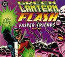 Green Lantern and Flash: Faster Friends Part One