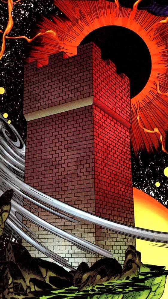 ¿Dónde está Wally? [Dick Grayson, Conner Kent, Oliver Queen, Artemis Crock] [27 de Marzo de 2018] Tower_of_Fate_001