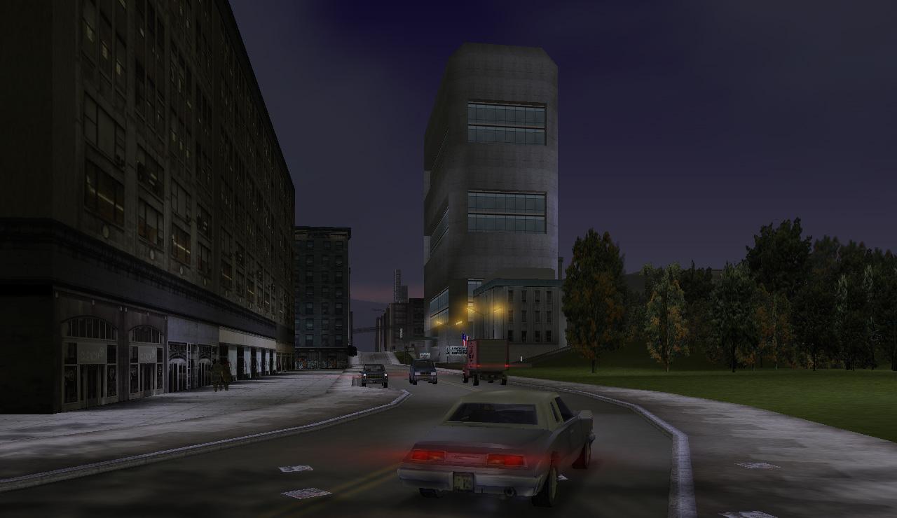 Grand Theft Auto III - Car Locations FAQ - ign.com