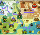 Lugares de The Legend of Zelda: Spirit Tracks