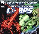 Green Lantern Corps Vol 2 45