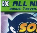 American Sonic X DVDs