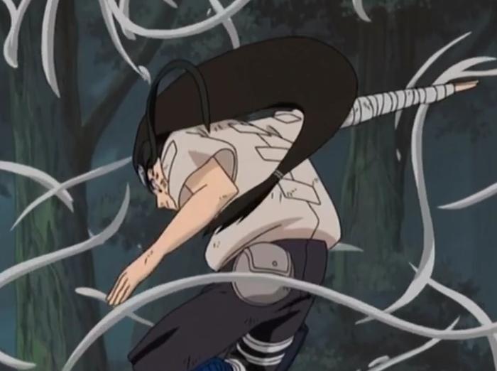 Neji vs Kidomaru – Narutopedia - Naruto, Naruto Shippuuden ...