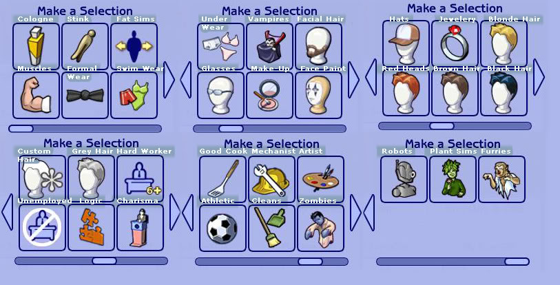 Sims  Personality Mechanical Skill Building