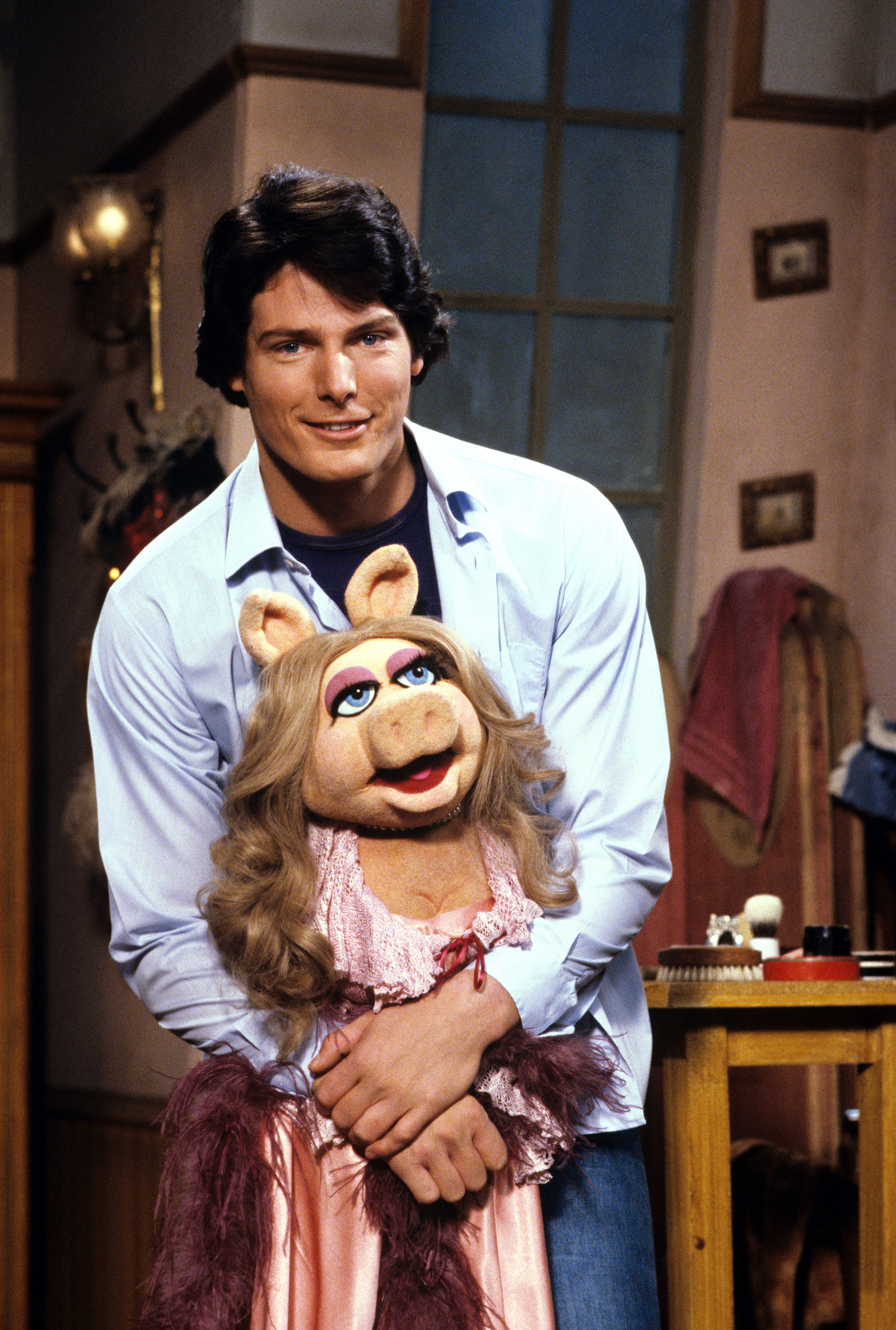 christopher reeve muppet wiki