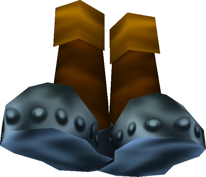 Iron Boots Zeldapedia The Legend Of Zelda Wiki