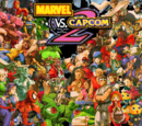 Marvel vs. Capcom 2: New Age of Heroes Wallpaper
