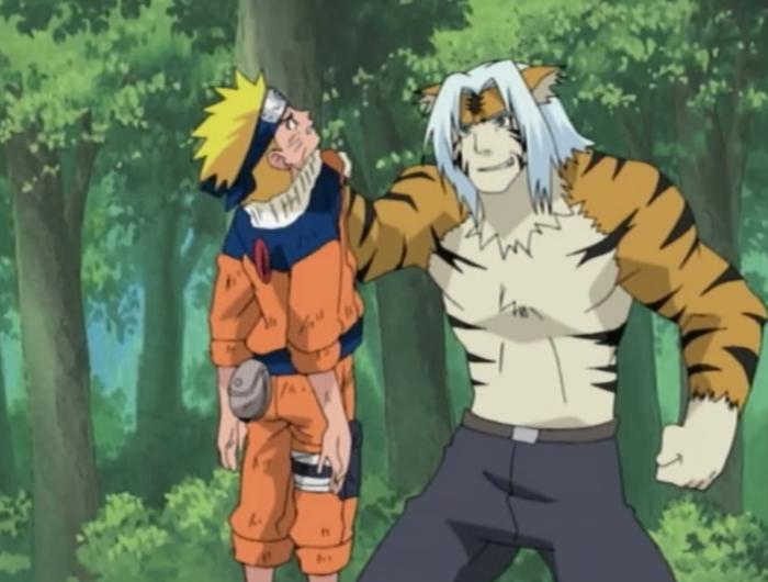 Naruto macht sexy Jutsu