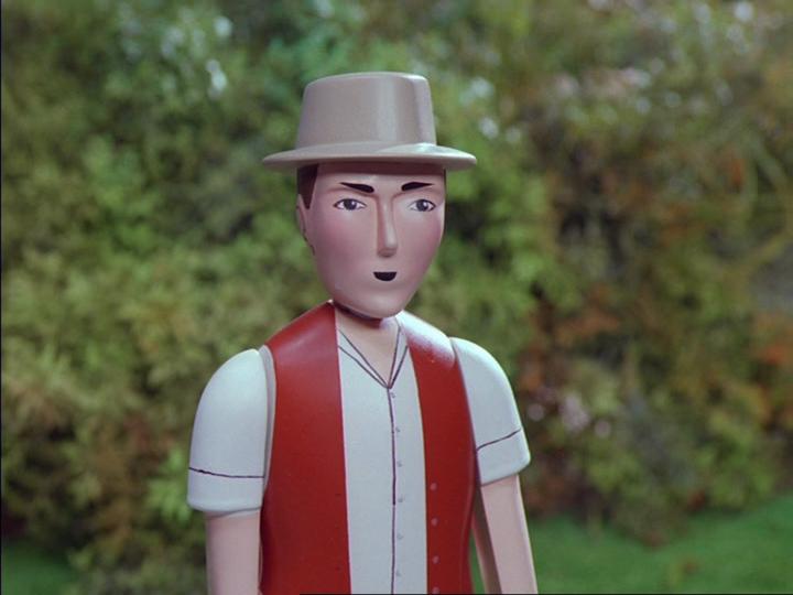 TV版第3シーズンのジェム・コール