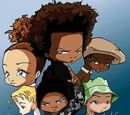 The Boondocks (comic strip)