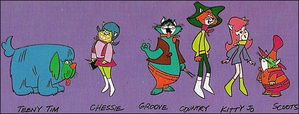 Cattanooga Cats Hanna Barbera Wiki