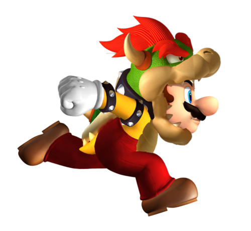Bowser Mario Fantendo The Video Game Fanon Wiki