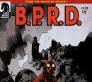 B.P.R.D.: King of Fear Vol 1 1