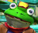 Slippy Toad/Games