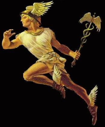 Hermes Messenger God by Daniel Lopes on Prezi