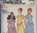 Butterick 6531 A