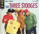 Three Stooges (Gold Key) Comic Issue 16